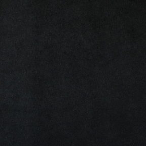 Picture of Passion Suede Black upholstery fabric.