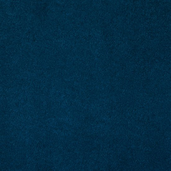 Picture of Passion Suede Indigo upholstery fabric.