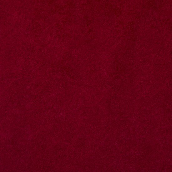 Picture of Passion Suede Lipstick upholstery fabric.