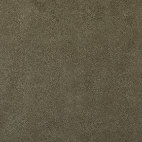 Picture of Passion Suede Olive upholstery fabric.