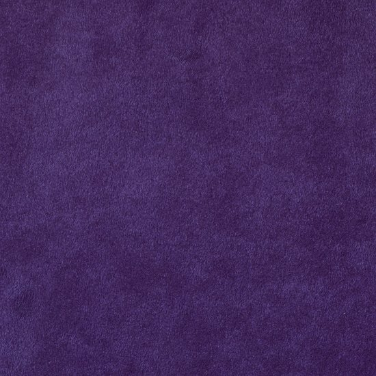 Picture of Passion Suede Purple upholstery fabric.