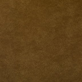 Picture of Passion Suede Rust upholstery fabric.