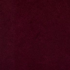 Picture of Passion Suede Wine upholstery fabric.