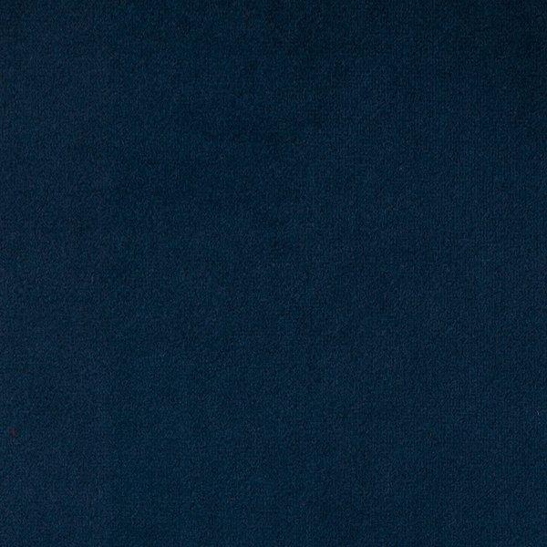 Navy blue short velvet upholstery fabric