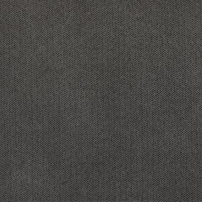 Picture of Geosuede Raven upholstery fabric.