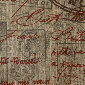 Picture of Bonjour Antique upholstery fabric.