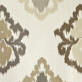 Picture of Kismet Rice upholstery fabric.