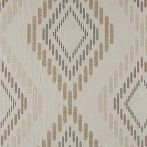 Picture of Mirage Sand upholstery fabric.