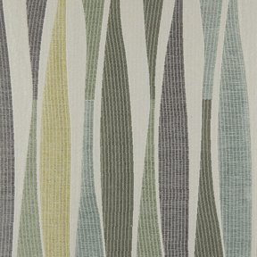 Picture of Rumba Greystone upholstery fabric.