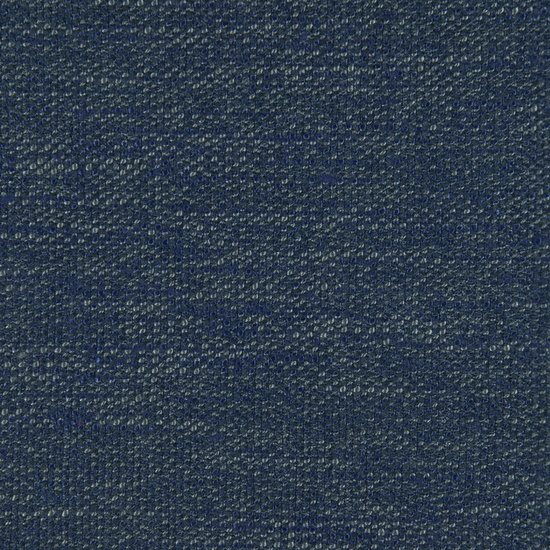 Picture of Casablanca Indigo upholstery fabric.
