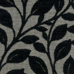 Picture of Roxbury Park Peppercorn upholstery fabric.