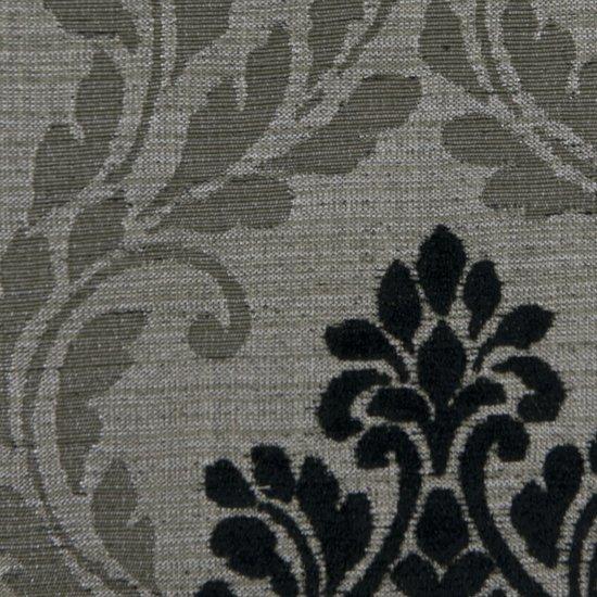 Picture of Roxbury Lake Peppercorn upholstery fabric.
