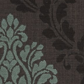 Picture of Roxbury Lake Bluestone upholstery fabric.