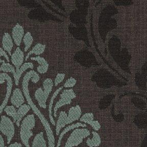 Picture of Roxbury Lake Bluestone upholstery fabric.