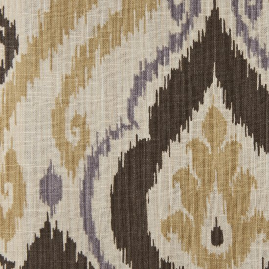 Picture of Raja Sand upholstery fabric.