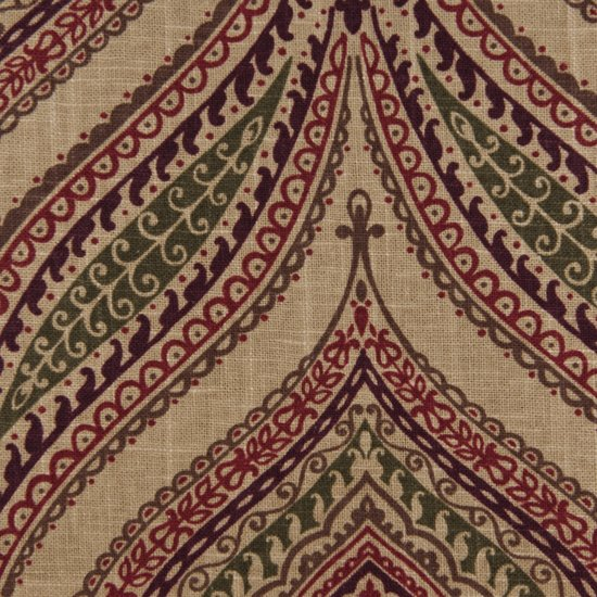 Picture of Monica Spice upholstery fabric.
