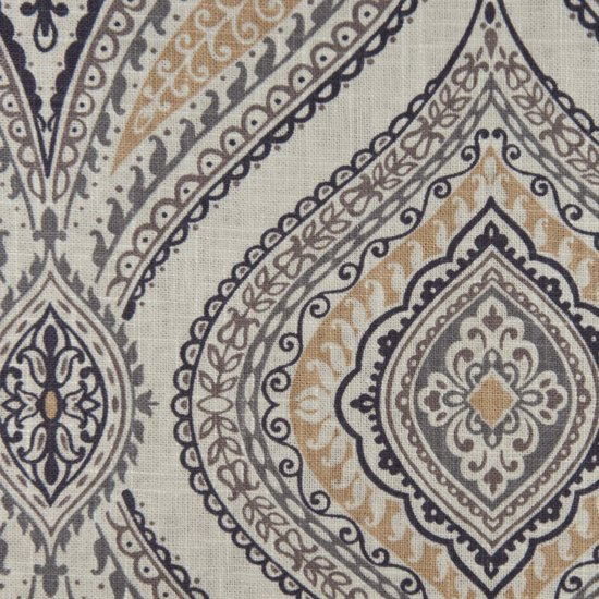 Picture of Monica Sand upholstery fabric.