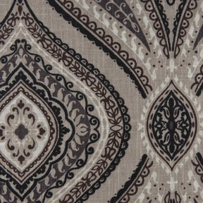 Picture of Monica Putty upholstery fabric.