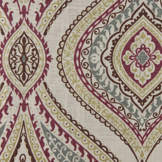 Picture of Monica Meadow upholstery fabric.