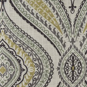 Picture of Monica Greystone upholstery fabric.