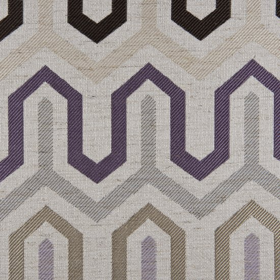 Picture of Fiona Amethyst upholstery fabric.