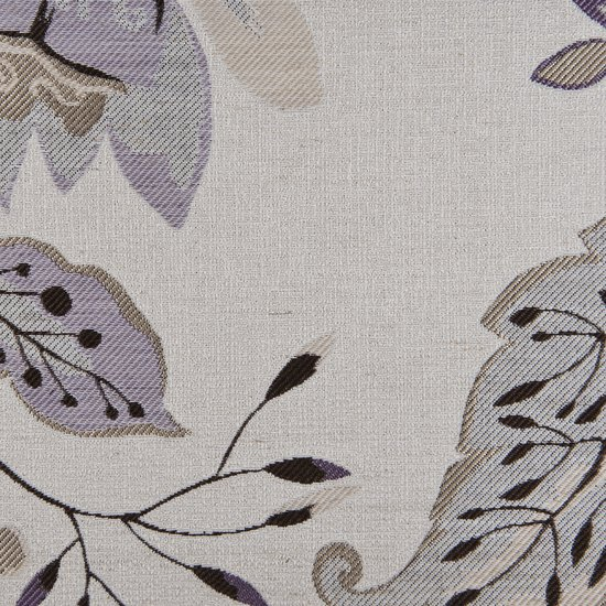 Picture of Felicia Amethyst upholstery fabric.