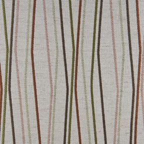 Picture of Faye Citrus upholstery fabric.
