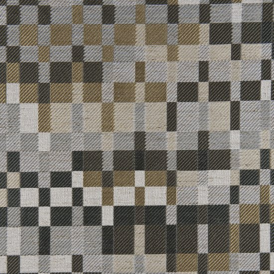 Picture of Fabian Pewter upholstery fabric.