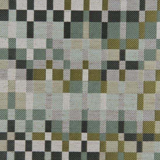 Picture of Fabian Aloe upholstery fabric.