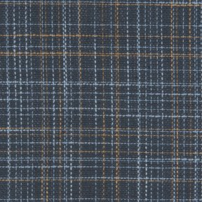 Picture of Corner Texture Mallard Blue upholstery fabric.