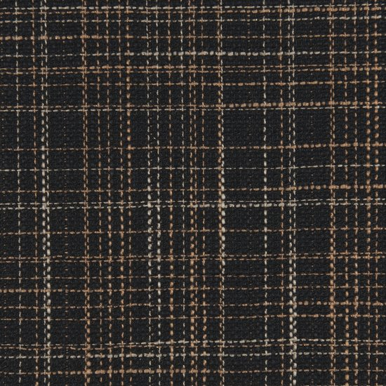 Picture of Corner Texture Black Stone upholstery fabric.