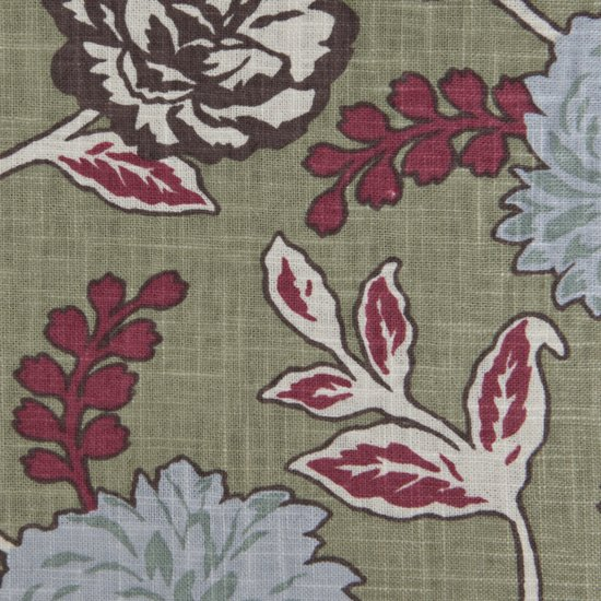 Picture of Cassandra Meadow upholstery fabric.
