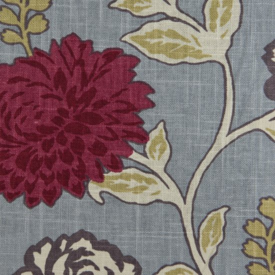 Picture of Cassandra Breeze upholstery fabric.