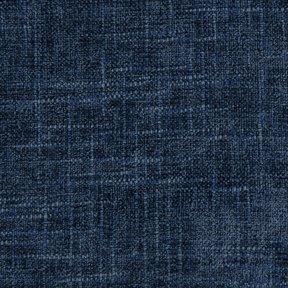 Picture of Atlas Indigo upholstery fabric.