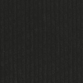 Picture of Stingray Black upholstery fabric.