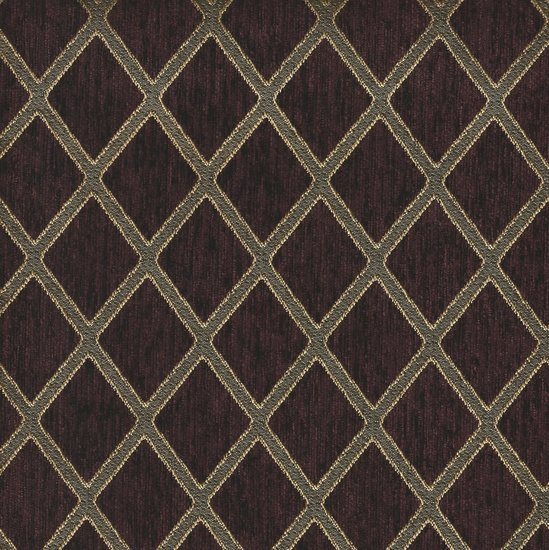 Picture of Ramses Wine upholstery fabric.