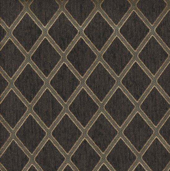 Picture of Ramses Dark Brown upholstery fabric.