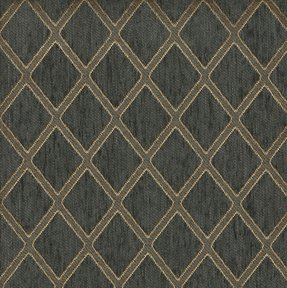 Picture of Ramses Charcoal upholstery fabric.