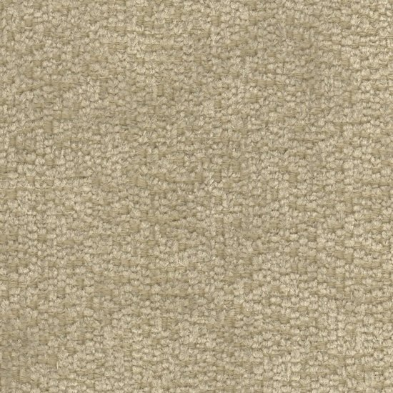Picture of Fluffy Cream upholstery fabric.