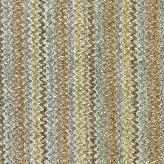 Picture of Swingers Raindance upholstery fabric.