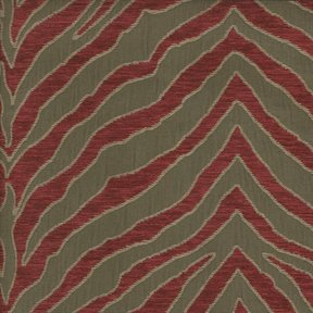 Picture of Pumbaa Wine upholstery fabric.