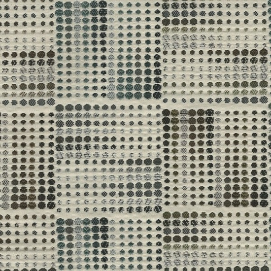 Picture of Matrix Charcoal upholstery fabric.