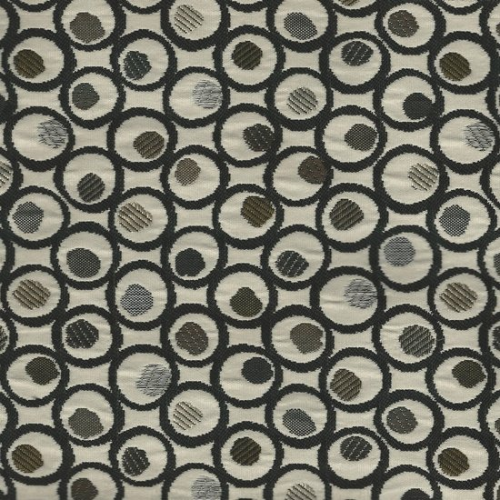 Picture of Rincon Charcoal upholstery fabric.