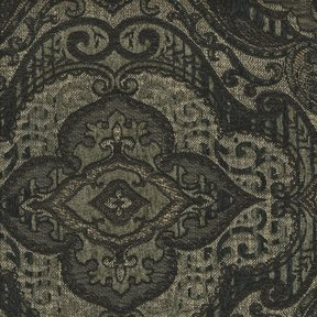 Picture of Normandy Charcoal upholstery fabric.