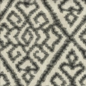 Picture of Decor Silver upholstery fabric.
