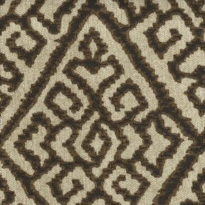 Picture of Decor Chocolate upholstery fabric.