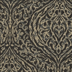 Picture of Spirit Chocolate upholstery fabric.