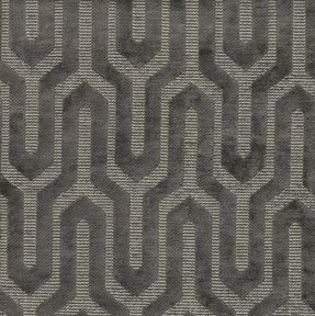 Picture of Moda Silver upholstery fabric.