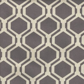Picture of Fontana Smokey Plum upholstery fabric.