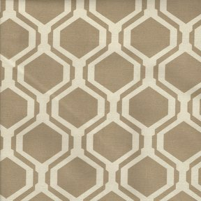 Picture of Fontana Linen upholstery fabric.